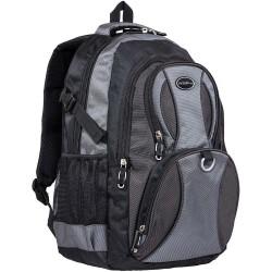 Bulto ARGOM MONZA Notebook Backpack 15.6 Gris / Mochila Monza para LapTop