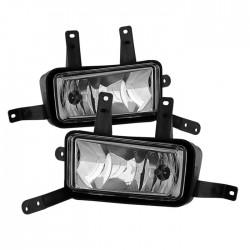 Chevrolet Tahoe 2015-2016 Faroles Auxiliares Fog Lamps / Set de 2 PCS Lados Izquierdo y Derecho