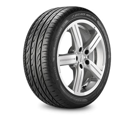 245/50R19 Goma Pirelli P Zero Nero