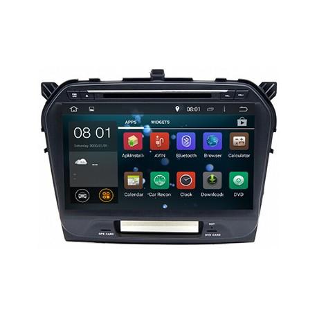 Suzuki Grand Vitara OEM Radio Multimadia Con sistema Android / Tipo Original