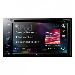 AVH-290BT Pioneer Multimedia Radio doble din con DVD pantalla touch Bluetooth