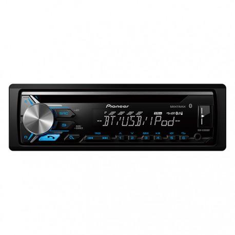 DEH-X3900BT Radio Pioneer Con USB Y Bluetooth