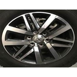 Toyota Hilux Revo Aros de magnesio en 20 y 22 pulgadas / Replica tipo original