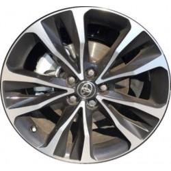 Toyota Corolla 2017 Aros de magnesio en 16 y 17 pulgadas / Replica tipo original