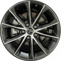 Toyota Camry 2015 Aros de magnesio en 16 y 17 pulgadas / Replica tipo original