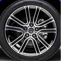 Toyota Camry 2016 Aros de magnesio en 16 y 17 pulgadas / Replica tipo original