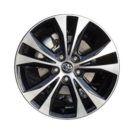 Toyota Rav-4 2016 Aros de magnesio en 18 pulgadas / Replica tipo original