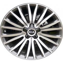 Kia K7 Aros de magnesio en 18 y 19 pulgadas / Replica tipo original