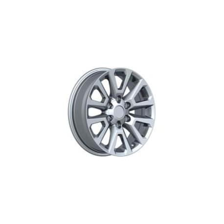 Toyota Prado 2015 Aros de magnesio en 22 pulgadas / Replica tipo original