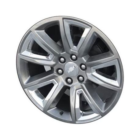 Chevrolet Tahoe 2016 Aros de magnesio en 22 pulgadas / Replica tipo original