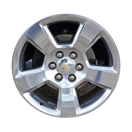 Chevrolet Tahoe 2016 Aros de magnesio en 20 pulgadas / Replica tipo original