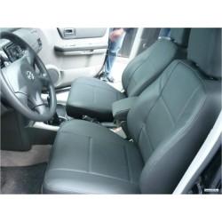 Mitsubishi Montero Forros de asientos en leatherette (Vynil)