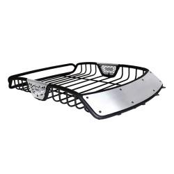 Parrilla de techo para vehiculos 48X40 / Go Rhino de aplicacion universal
