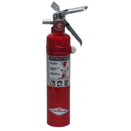 Extintor de fuego Amerex de 2.5 Libras B417T