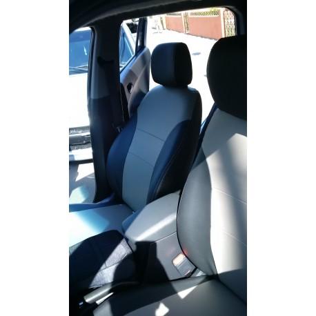 Nissan Nissan Tiida Forros de asientos para vehículos en leatherette (Vynil)