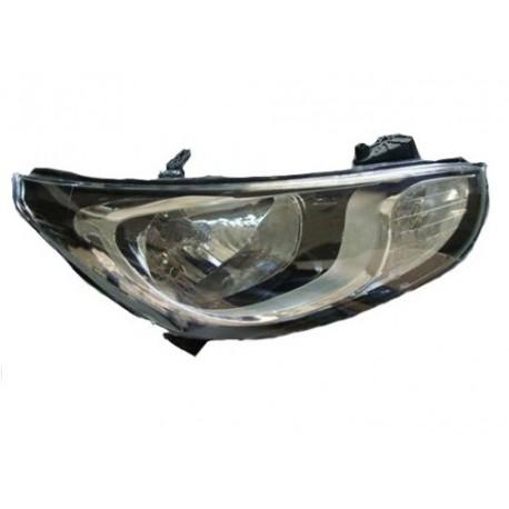 Hyundai Accent 2011-2013 Pantalla delantera Izquierda o derecha tipo original Headlights / Reemplazo de la original