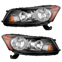 Honda Accord 2008-2012 Pantalla delantera Izquierda o derecha tipo original Headlights