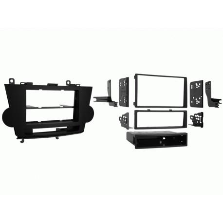 Toyota Highlander 2008-2012 Kit de instalacion para radio doble din