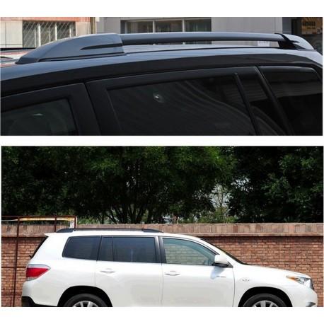 Toyota Highlander 2007-2012 Barras de techo atornilladas