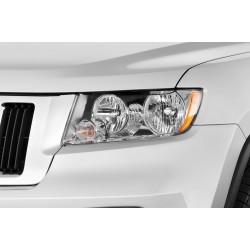 Jeep Grand Cherokee 2011-2013 Pantalla delantera Izquierda o derecha tipo original Headlights