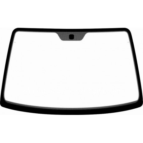 Honda Logo Vidrio delantero de doble hojas / Reeemplazo del original