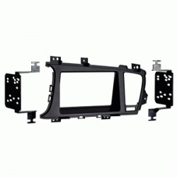 Kia Optima-K5 2011-2013 Kit de instalacion para radio doble din