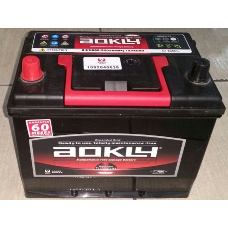 Bateria Aokly 55D26RMF / 24F