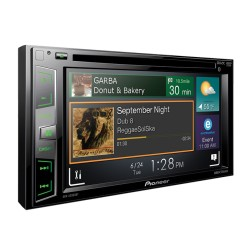 AVH-X2850BT Radio Pioneer Doble Din Pantalla Tactil y Bluetooth