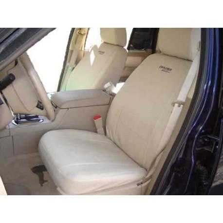 Toyota Fortuner Forros de asientos en leatherette (Vynil)