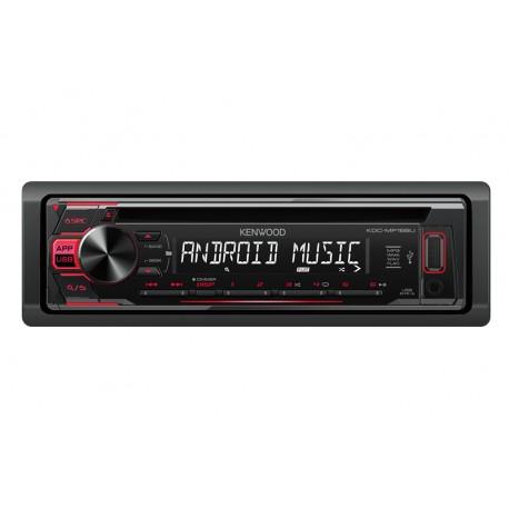 Radio Kenwood KDC-MP168U