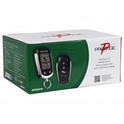 Prestige alarma para autos APS-997E con Arranque Remoto