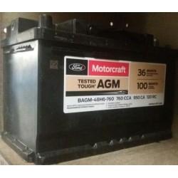 Bateria Motorcraft BAGM-48H6