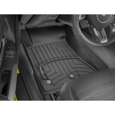 Ford Mustang 2016 Alfombras Weathertech 44699-1-2