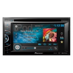 Radio DVD Pioneer AVH-X1650DVD