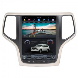 Radio Jeep Grand Cherokee-Pantalla Vertical-Android