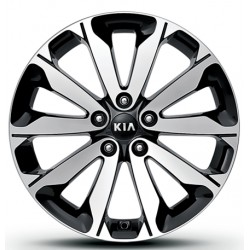 Kia Sportage Aros de magnesio en 18 pulgadas-Replica Tipo original