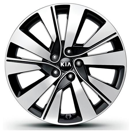 Kia Sportage Aros de magnesio en 18 y 20 pulgadas-Replica Tipo original
