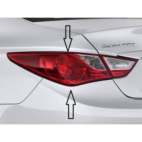 Hyundai Sonata Y20 2011-2013 Farol Trasero Derecho-Izquierdo de Reemplazo