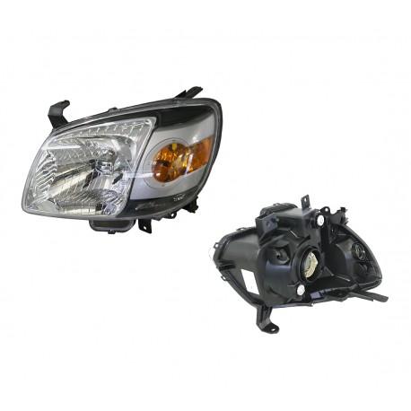 Mazda BT50 2008-2012 Pantalla Delantera-Derecha-Izquierda de Reemplazo
