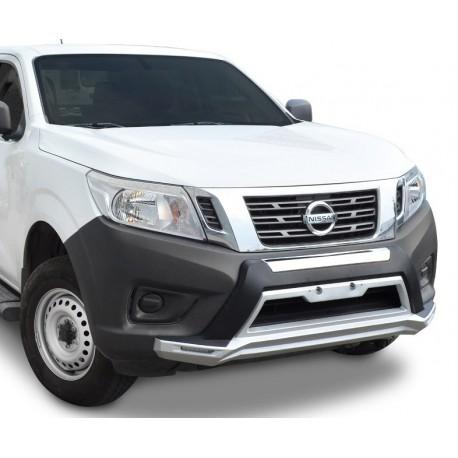 Defensa Sobre Bumper-Nissan Frontier NP-300