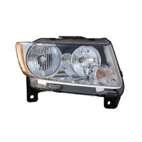 Jeep Grand Cherokee 2011-2013 Pantalla-Delantera-Reemplazo