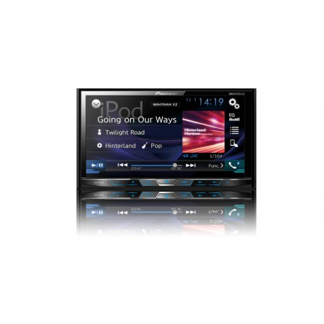 AVH-X490BS Radio Pioneer-Pantalla Tactil-Bluetooth