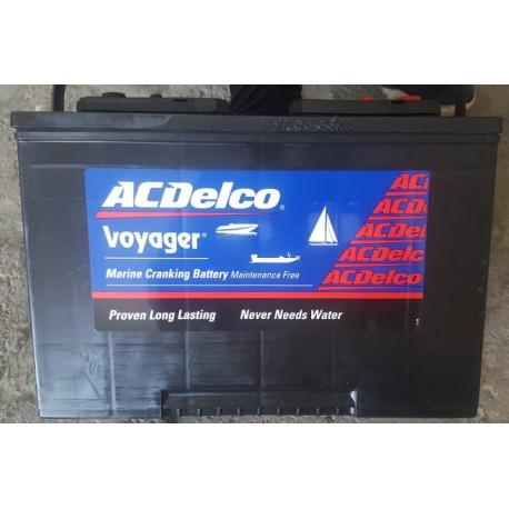 AC Delco Voyager M27MF Bateria marina de ciclo profundo en 12 voltios libre de mantenimiento