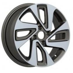 Kia Rio-Hyundai Accent Aros Réplica Tipo original