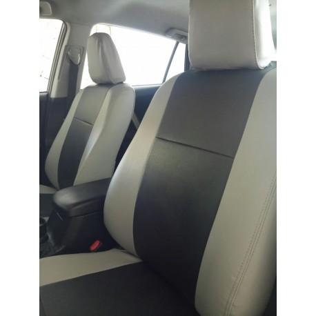 Nissan Patrol Forros de asientos en Vinil