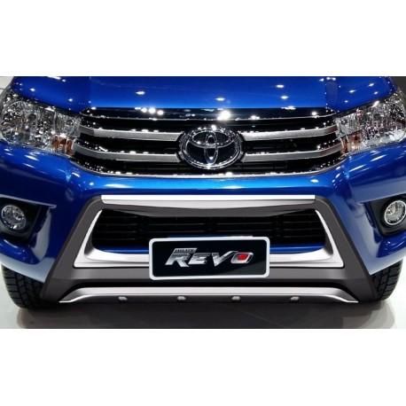 Defensa Sobre Bumper Toyota Hilux 2016-2019
