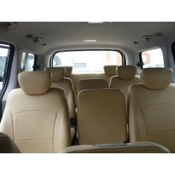 Forros de Asientos-Toyota Coaster