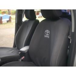 Mitsubishi Montero Sport-Forros De Asientos En Tela