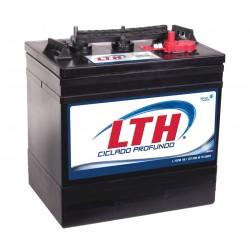 Bateria LTH-Ciclo Profundo De 6 Voltios