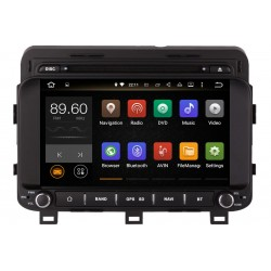 Radio Android Kia K5 2014-2015